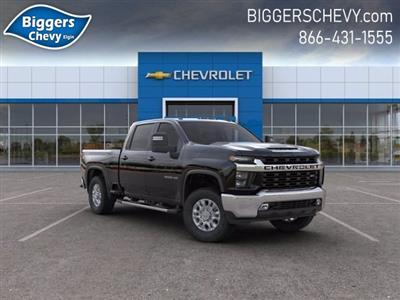 2020 Chevrolet Silverado 2500 Crew Cab 4x4, Pickup #3200921 - photo 1