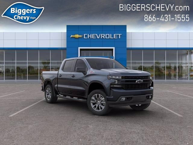 2020 Chevrolet Silverado 1500 Crew Cab 4x4, Pickup #3200929 - photo 1