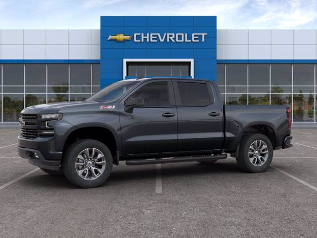 2020 Chevrolet Silverado 1500 Crew Cab 4x4, Pickup #3200929 - photo 3