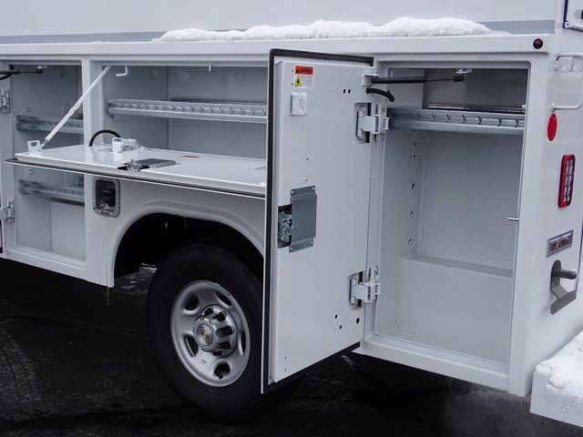 2020 Chevrolet Express 3500 4x2, Service Utility Van #3200941 - photo 14