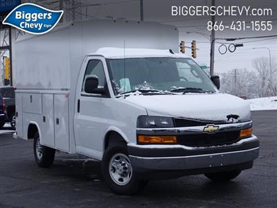 2020 Chevrolet Express 3500 4x2, Service Utility Van #3200941 - photo 1