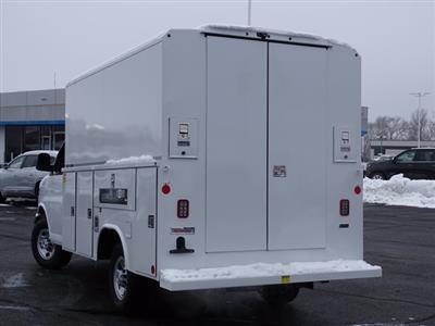 2020 Chevrolet Express 3500 4x2, Service Utility Van #3200941 - photo 13