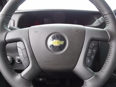 2020 Chevrolet Express 3500 4x2, Service Utility Van #3200941 - photo 22