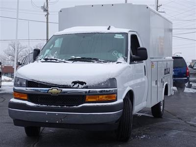 2020 Chevrolet Express 3500 4x2, Service Utility Van #3200941 - photo 6