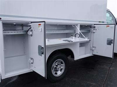 2020 Chevrolet Express 3500 4x2, Service Utility Van #3200941 - photo 8