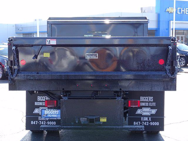 2020 Chevrolet Silverado Medium Duty Regular Cab DRW 4x2, Monroe MTE-Zee Dump Body #3200951 - photo 11