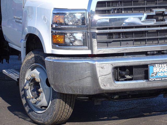 2020 Silverado Medium Duty Regular Cab DRW 4x2,  Monroe Truck Equipment MTE-Zee Dump Body #3200951 - photo 4