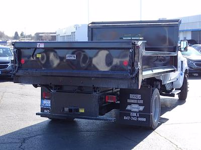 2020 Chevrolet Silverado Medium Duty Regular Cab DRW 4x2, Monroe MTE-Zee Dump Body #3200951 - photo 2