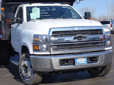 2020 Chevrolet Silverado Medium Duty Regular Cab DRW 4x2, Monroe MTE-Zee Dump Body #3200951 - photo 3
