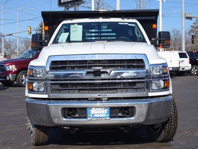 2020 Silverado Medium Duty Regular Cab DRW 4x2,  Monroe Truck Equipment MTE-Zee Dump Body #3200951 - photo 5