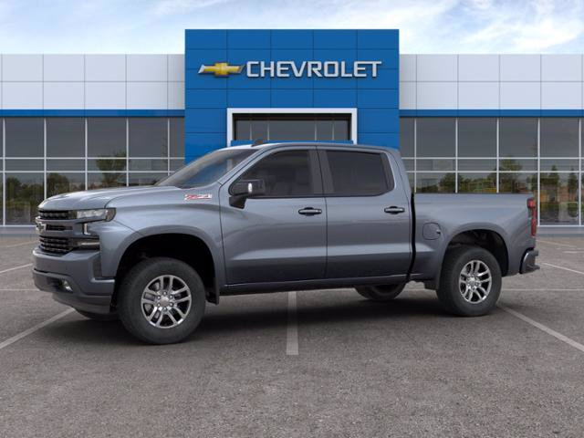 2020 Chevrolet Silverado 1500 Crew Cab 4x4, Pickup #3200952 - photo 3
