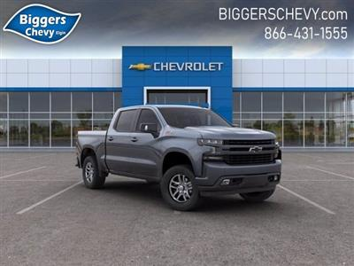 2020 Chevrolet Silverado 1500 Crew Cab 4x4, Pickup #3200952 - photo 1
