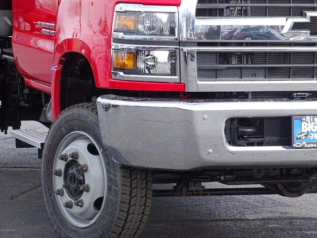 2020 Chevrolet Silverado Medium Duty Regular Cab DRW 4x4, Monroe MTE-Zee Dump Body #3200976 - photo 4