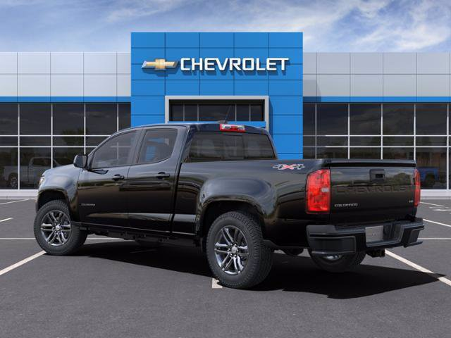 2021 Chevrolet Colorado Crew Cab 4x4, Pickup #3210026 - photo 4