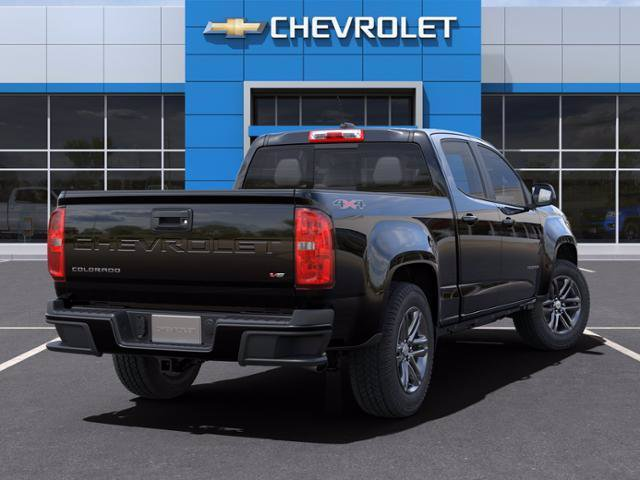 2021 Chevrolet Colorado Crew Cab 4x4, Pickup #3210026 - photo 2