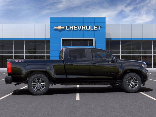 2021 Chevrolet Colorado Crew Cab 4x4, Pickup #3210026 - photo 5