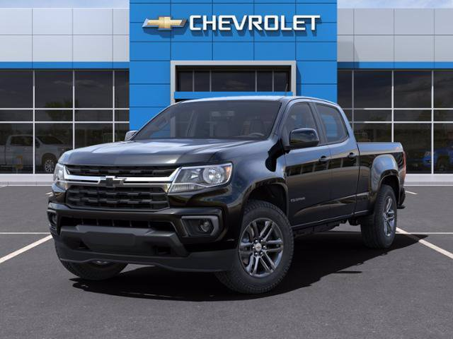 2021 Chevrolet Colorado Crew Cab 4x4, Pickup #3210026 - photo 6