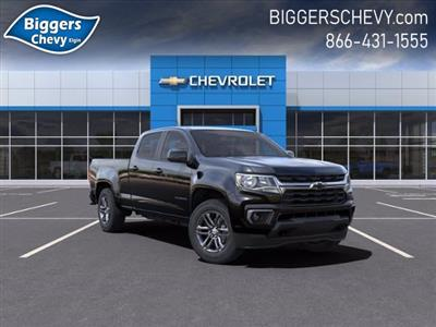 2021 Chevrolet Colorado Crew Cab 4x4, Pickup #3210026 - photo 1