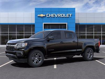 2021 Chevrolet Colorado Crew Cab 4x4, Pickup #3210026 - photo 3