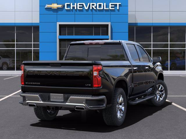 2021 Chevrolet Silverado 1500 Crew Cab 4x4, Pickup #3210062 - photo 2