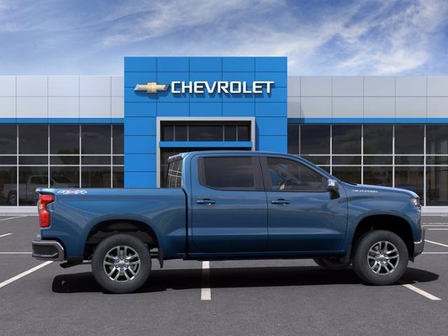 2021 Chevrolet Silverado 1500 Crew Cab 4x4, Pickup #3210069 - photo 5
