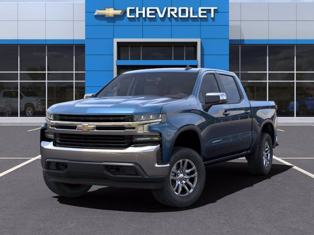 2021 Chevrolet Silverado 1500 Crew Cab 4x4, Pickup #3210069 - photo 6