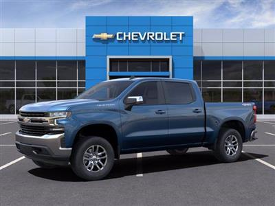 2021 Chevrolet Silverado 1500 Crew Cab 4x4, Pickup #3210069 - photo 3