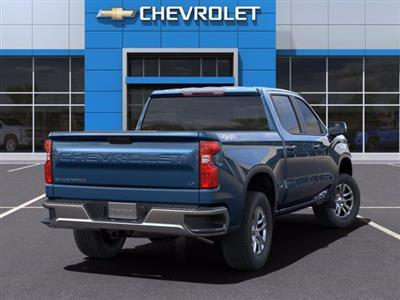 2021 Chevrolet Silverado 1500 Crew Cab 4x4, Pickup #3210069 - photo 2