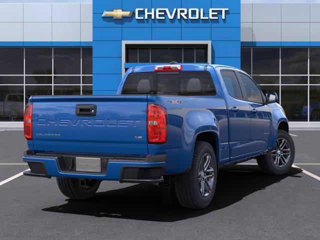2021 Chevrolet Colorado Crew Cab 4x4, Pickup #3210155 - photo 2