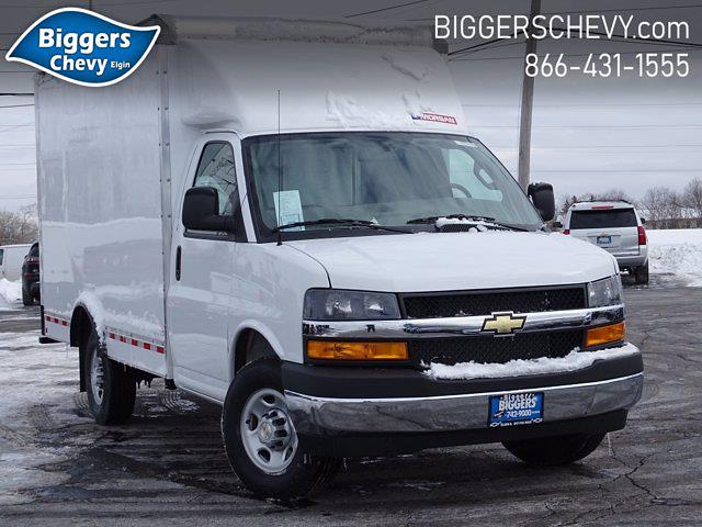 2021 Chevrolet Express 3500 4x2, Morgan Cutaway Van #3210243 - photo 1
