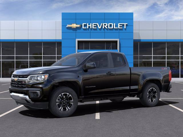 2021 Chevrolet Colorado Extended Cab 4x4, Pickup #3210259 - photo 3