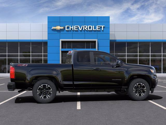 2021 Chevrolet Colorado Extended Cab 4x4, Pickup #3210259 - photo 5