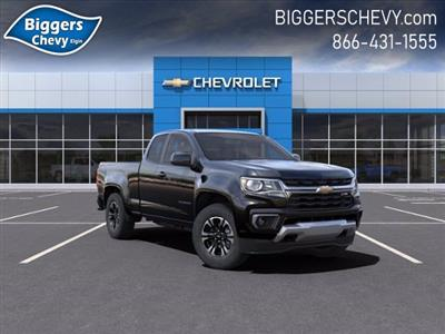 2021 Chevrolet Colorado Extended Cab 4x4, Pickup #3210259 - photo 1