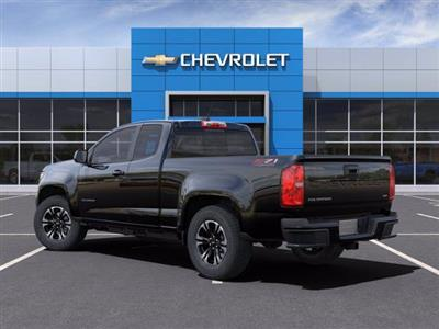 2021 Chevrolet Colorado Extended Cab 4x4, Pickup #3210259 - photo 4
