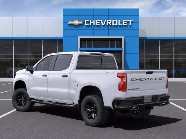 2021 Chevrolet Silverado 1500 Crew Cab 4x4, Pickup #3210260 - photo 4