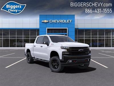 2021 Chevrolet Silverado 1500 Crew Cab 4x4, Pickup #3210260 - photo 1