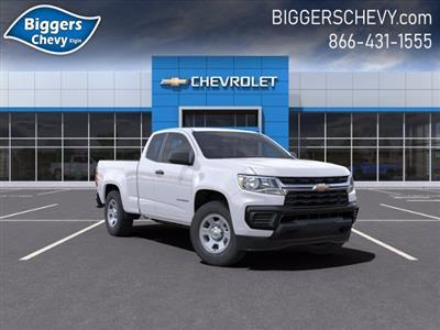 2021 Chevrolet Colorado Extended Cab 4x2, Pickup #3210264 - photo 1