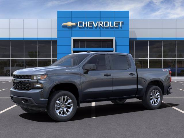 2021 Chevrolet Silverado 1500 Crew Cab 4x4, Pickup #3210281 - photo 3