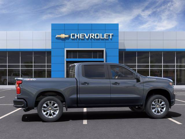 2021 Chevrolet Silverado 1500 Crew Cab 4x4, Pickup #3210281 - photo 5