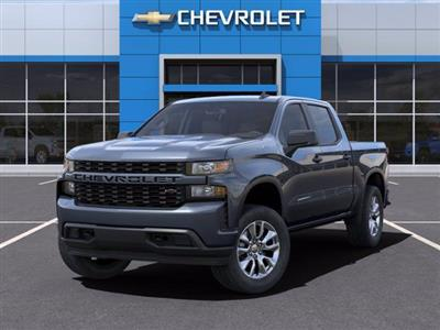 2021 Chevrolet Silverado 1500 Crew Cab 4x4, Pickup #3210281 - photo 6