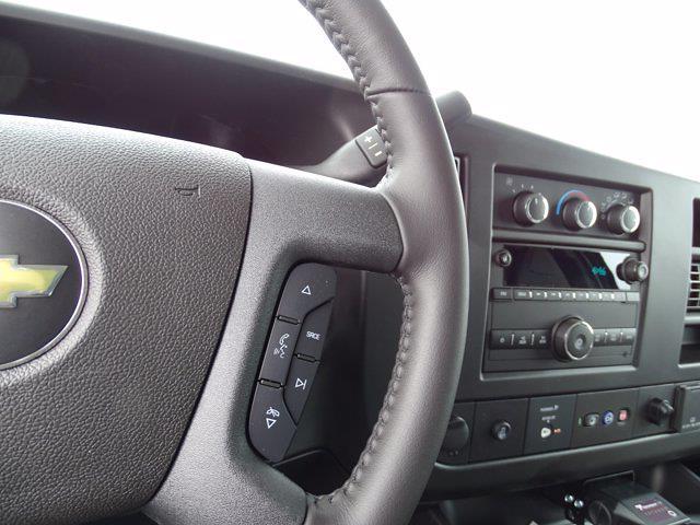 2021 Chevrolet Express 3500 4x2, Knapheide KUV Service Utility Van #3210290 - photo 22