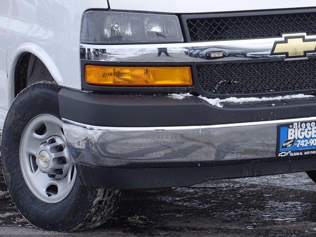 2021 Chevrolet Express 3500 4x2, Knapheide KUV Service Utility Van #3210290 - photo 4