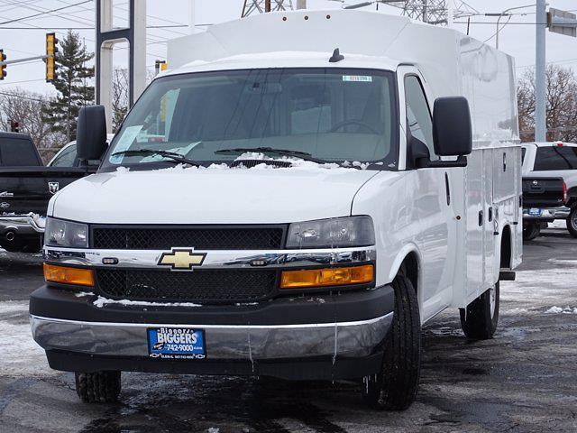 2021 Chevrolet Express 3500 4x2, Knapheide KUV Service Utility Van #3210290 - photo 6