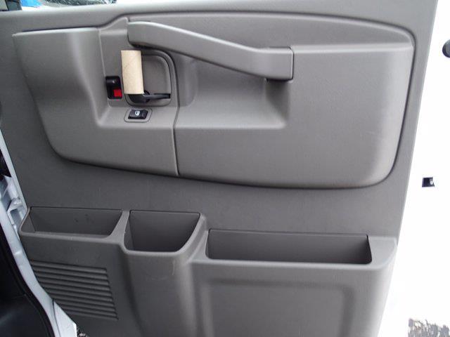 2021 Chevrolet Express 3500 4x2, Knapheide KUV Service Utility Van #3210290 - photo 8
