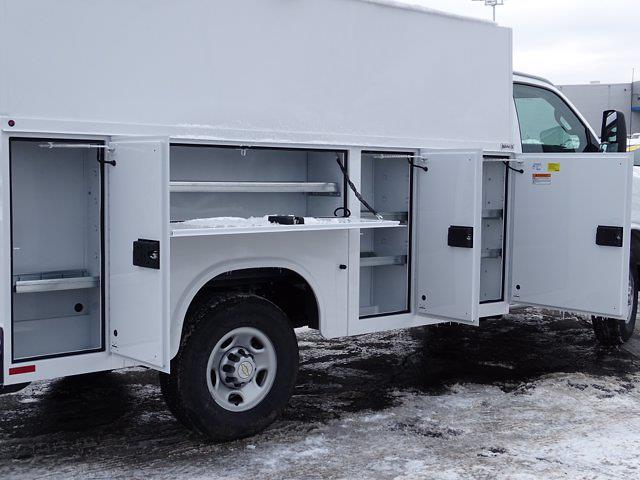 2021 Chevrolet Express 3500 4x2, Knapheide KUV Service Utility Van #3210290 - photo 9