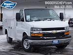 2021 Chevrolet Express 3500 4x2, Knapheide KUV Service Utility Van #3210290 - photo 1