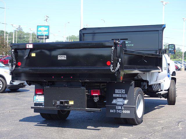 2021 Chevrolet Silverado Medium Duty Regular Cab DRW 4x4, Monroe Dump Body #3210329 - photo 1