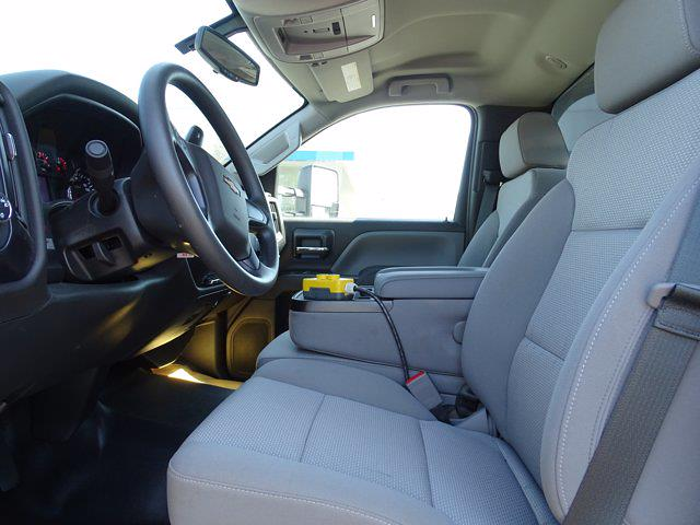 2021 Silverado Medium Duty Regular Cab DRW 4x4,  Monroe Truck Equipment MTE-Zee Dump Body #3210329 - photo 13