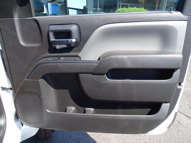 2021 Silverado Medium Duty Regular Cab DRW 4x4,  Monroe Truck Equipment MTE-Zee Dump Body #3210329 - photo 9