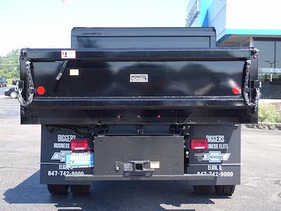 2021 Silverado Medium Duty Regular Cab DRW 4x4,  Monroe Truck Equipment MTE-Zee Dump Body #3210329 - photo 11